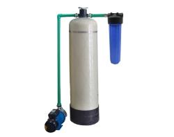 Hệ thống lọc nước sinh hoạt đầu nguồn bằng cột Composite LDN01