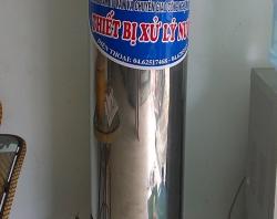 Hệ thống lọc nước sinh hoạt đầu nguồn bằng cột Inox 304