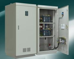 Tủ điện điều khiển trung tâm cho trạm xử lý nước thải tập trung