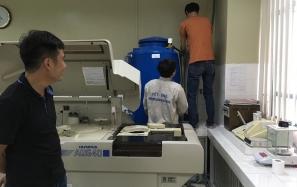 Lọc nước Việt Sing niềm tin của các bệnh viện